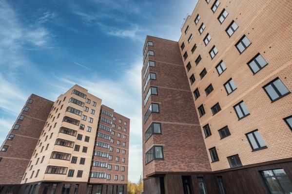 Ещё пять лет назад в Тюмени не знали об апартаментах, а уже сегодня в центре города строится целый комплекс