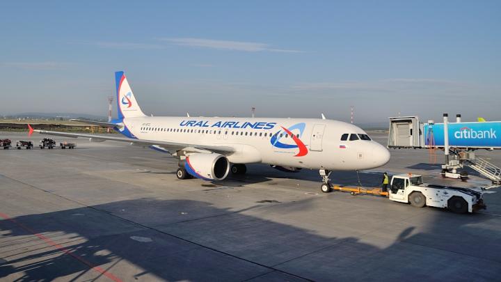 «Уральские авиалинии» продали билеты на международные рейсы из Екатеринбурга, хотя они под запретом