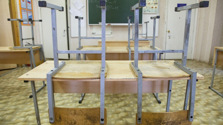 В трех школах Волгограда объявлен карантин из-за простуды