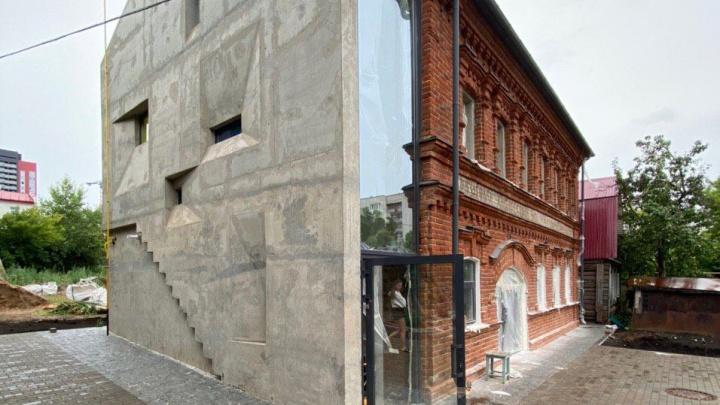 В Уфе отреставрировали памятник архитектуры — хлебопекарню Егоршина