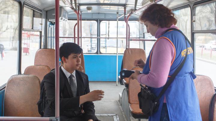 У волгоградцев спросят, нужны ли им троллейбусы