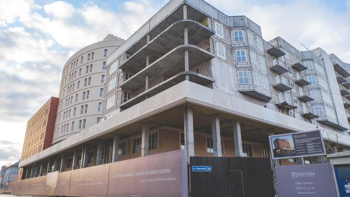 Пермский архитектор увидел на рекламе спроектированного им здания, что автор — итальянец Риккардо Гуссони