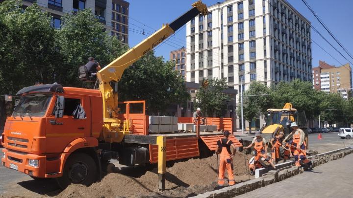 Очень много нулей: рассказываем, сколько стоит ремонт улицы Ленина в Уфе