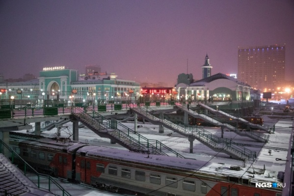 13 декабря РЖД введетновый график движения пассажирских поездов на всей сети