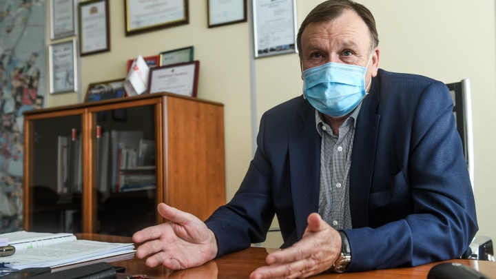 Депутат думы Екатеринбурга Владимир Крицкий заразился коронавирусом