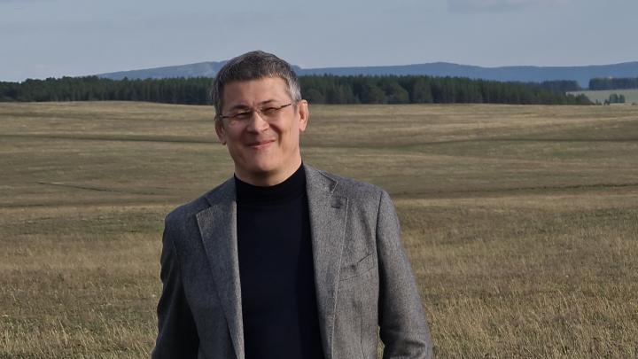 «Имеем право себя поздравить»: Радий Хабиров — о результатах выборов в Курултай Башкирии