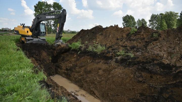 В Кузбассе построят водовод, чтобы у 12 000 человек была чистая вода