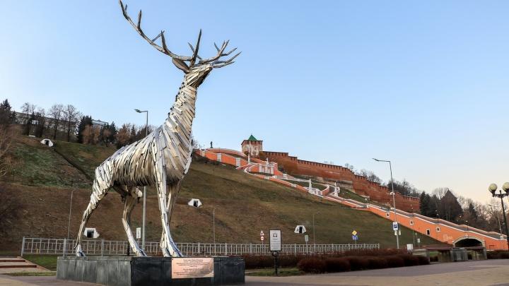 Чкаловскую лестницу передадут в собственность Нижегородской области