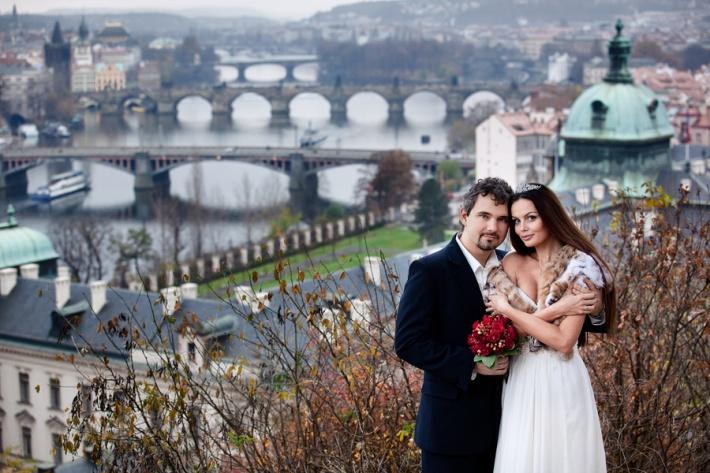 Это был второй брак Дмитрия