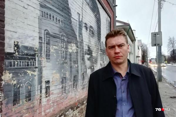 Внук Никиты Понизовкина просит власти привести галерею меценатов в нормальный вид
