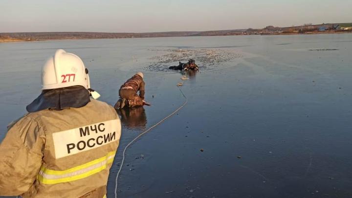«Толщина льда всего 4 сантиметра»: на Урале 13-летний мальчик провалился в ледяную воду