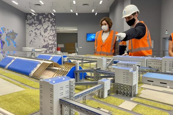 Опыт комбината будет использован на других крупных производствах