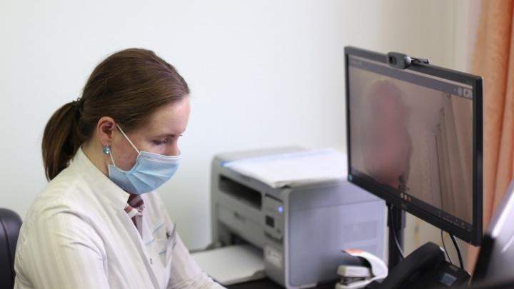 «В базе уже 150 пациентов»: медики Новосибирска начали консультировать дистанционно больных COVID-19