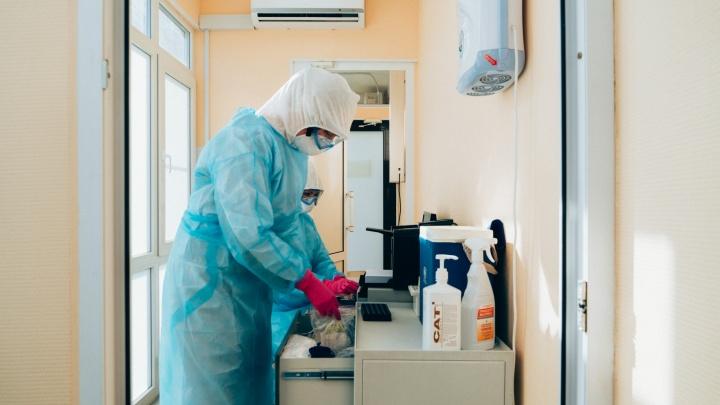 В Кузбассе за сутки COVID-19 заболели 135 человек. Роспотребнадзор прокомментировал ситуацию