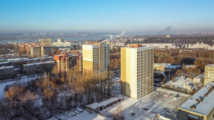 На Вышке-2 завершили строительство дома от ПЗСП