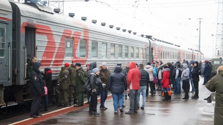 Из Самары отменили три поезда из-за коронавируса