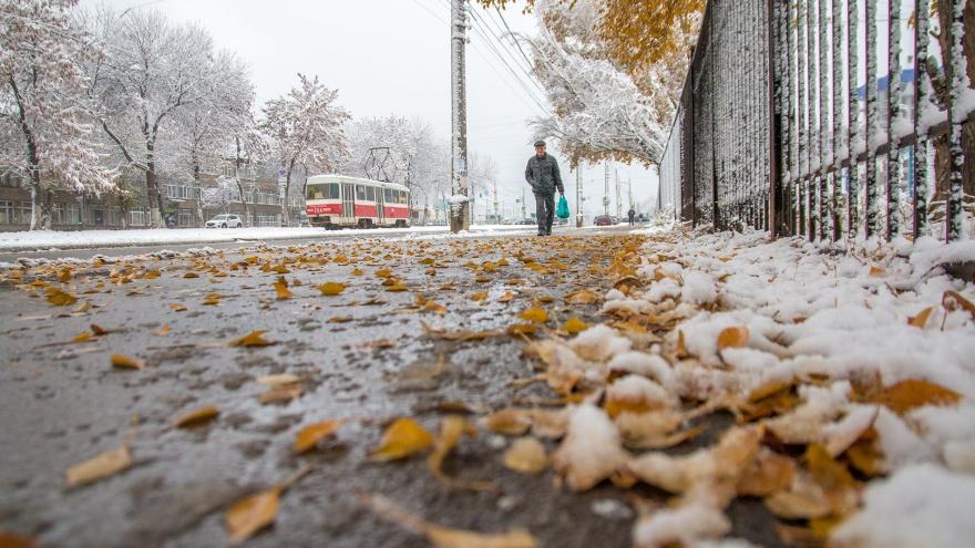 Синоптики дали прогноз на зиму в Самарской области