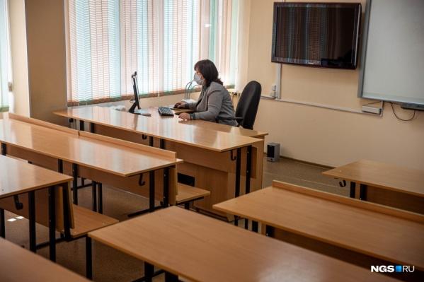 В Минобре обещали, что освободят учителей от посещения школы во время двухнедельных каникул, но в реальности всё вышло по-другому