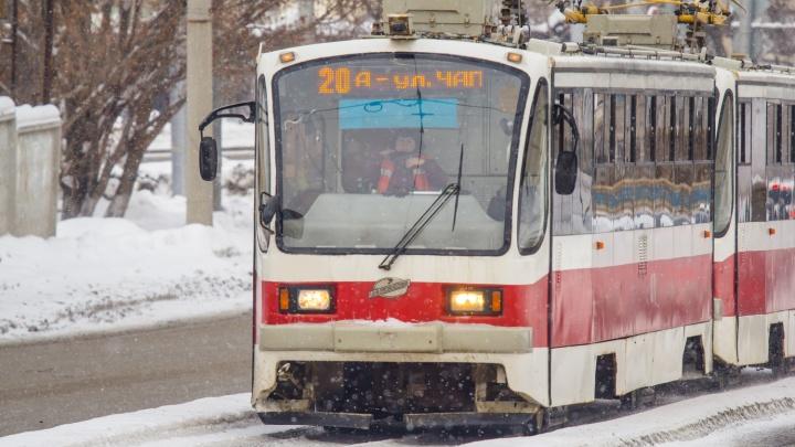 На улице Галактионовской ограничат движение трамваев