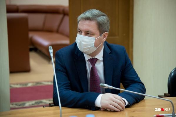 Дмитрий Морев — советник главы города, кандидат на пост градоначальника