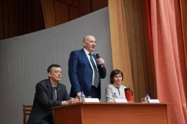 Судя по декларациям о доходах, Артюхов в своей должности зарабатывал больше других красноярских ректоров<br>