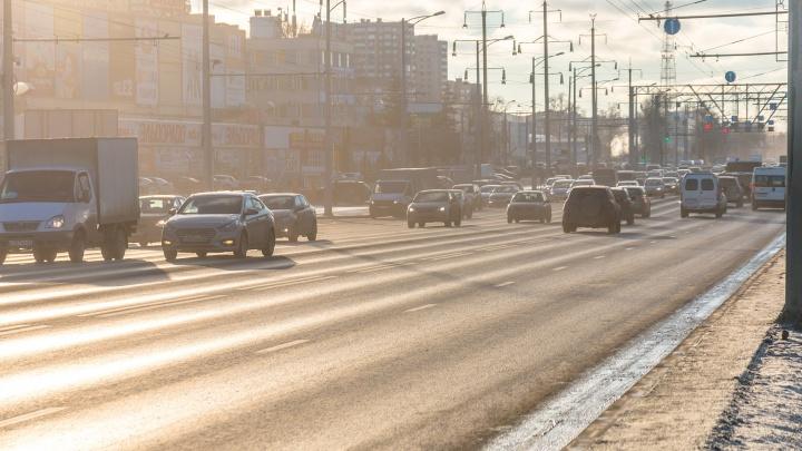 Обреченное на колеи: почему Московское шоссе стало волнистым