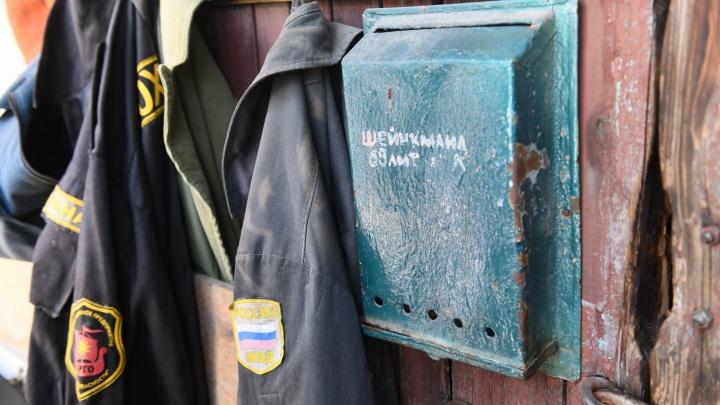 Следователи возбудили уголовное дело о похищении мужчины в центре Екатеринбурга