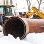 Перекрытие участка Обводного канала в Архангельске продлили до 4 марта