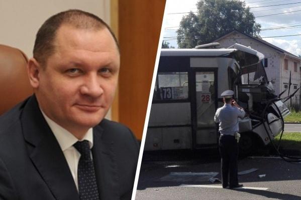 Коронавирус в Ярославской области подхватил заместитель губернатора