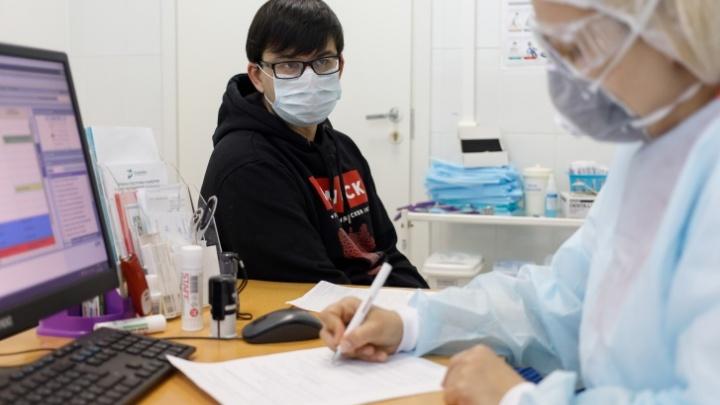 В Челябинске коронавирусным летом серьёзно выросла заболеваемость ОРВИ