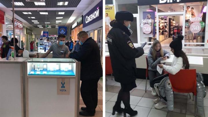Красноярская мэрия проверяет, отключен ли Wi-Fi в торговых центрах — нарушили практически все