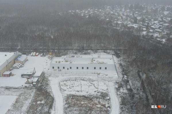 Госпитальв «Екатеринбург-Экспо» демонтировалив начале августа. Стройку начали в центре медицины катастроф