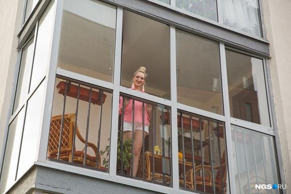 Если всё правильно сделать, на балконе можно поселиться