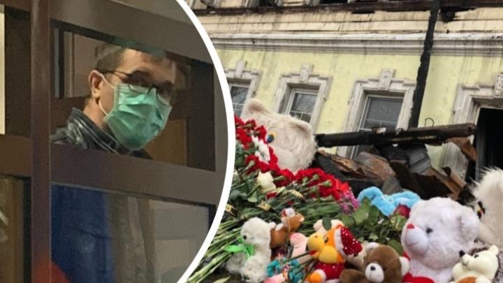 Дали пожизненное: в Ярославле вынесли приговор поджигателю, убившему восемь человек
