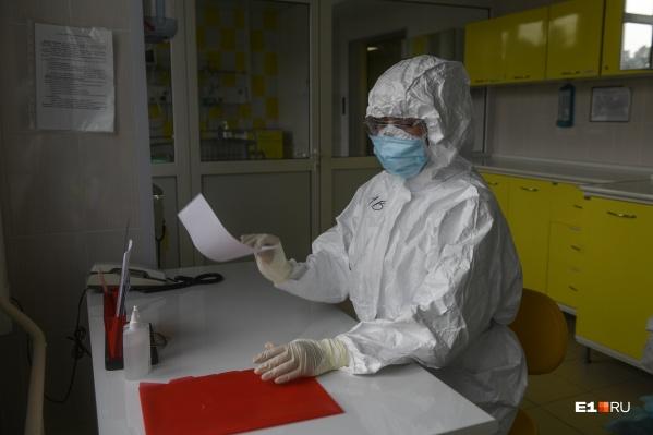 Вакцинацию на Урале начнут с медицинского персонала