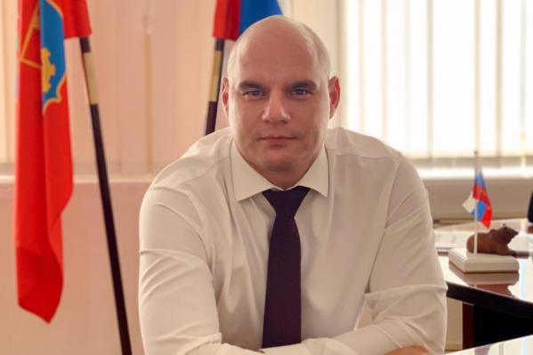 Антон Конин проработал в Красноармейском районе без малого пять лет