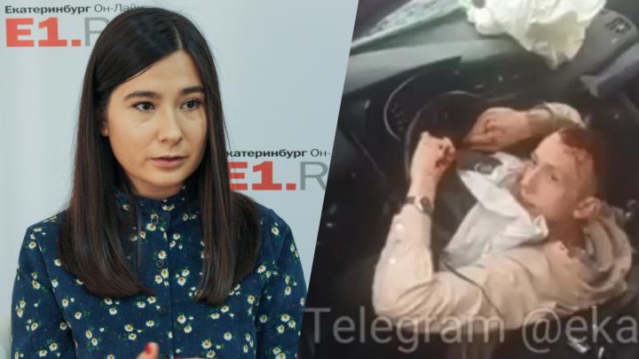 «Адвокаты уверяют, что Васильев — святой»: интервью с девушкой, потерявшей мужа в ДТП на Малышева