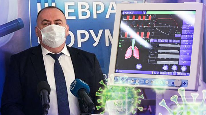 Министр здравоохранения: Свердловская область готова ко второй волне коронавируса