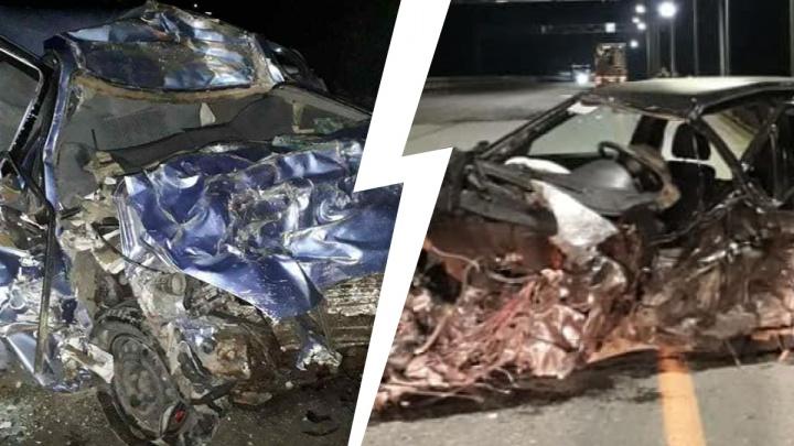 Чиновник, протаранивший автобус, и мертвый ребенок: самые страшные аварии сентября в Башкирии