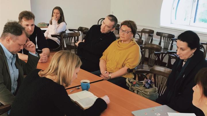 На режиссерской лаборатории «Рыбный обоз» в Архангельске исследуют мифы Древней Греции