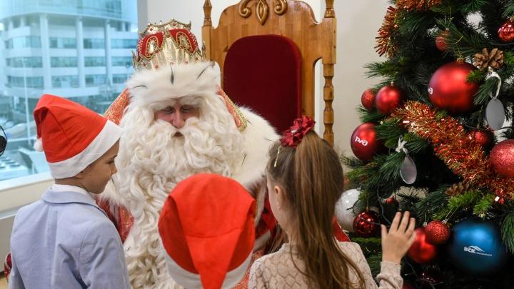 Дедом Морозом будет дворник: в Екатеринбурге садики не смогут приглашать на утренники аниматоров