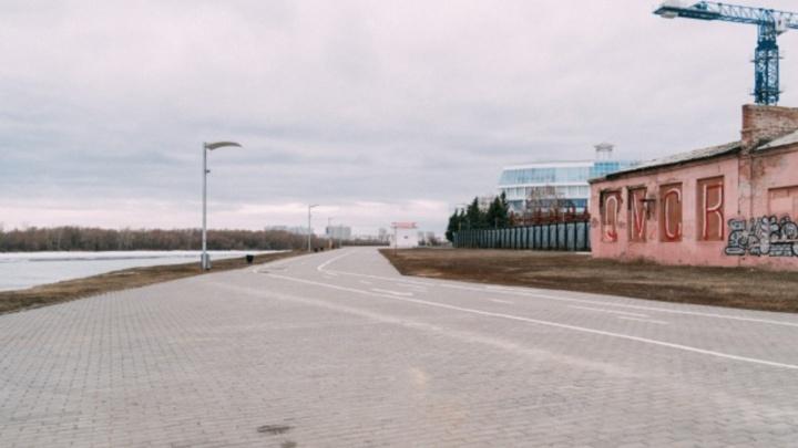 Мэрия отправила на доработку проект Солнечной системы на берегу Иртыша