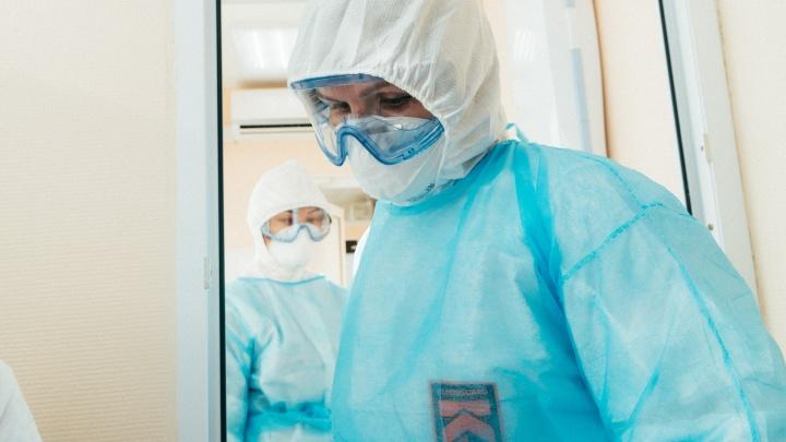 В Прикамье еще 89 случаев заражения коронавирусом