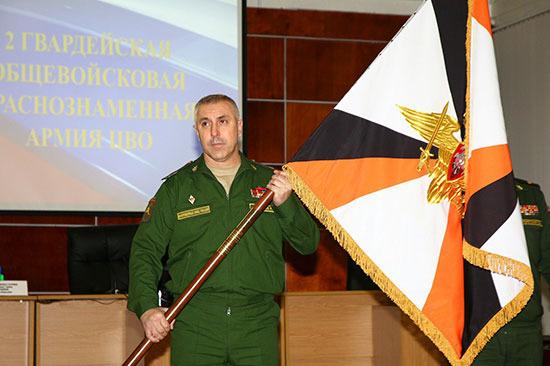 Генерал из Ростова возглавил контингент миротворцев в Карабахе