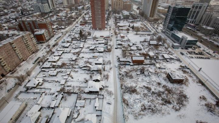 За домом с «Бахетле» в Новосибирске построят еще одну жилую высотку
