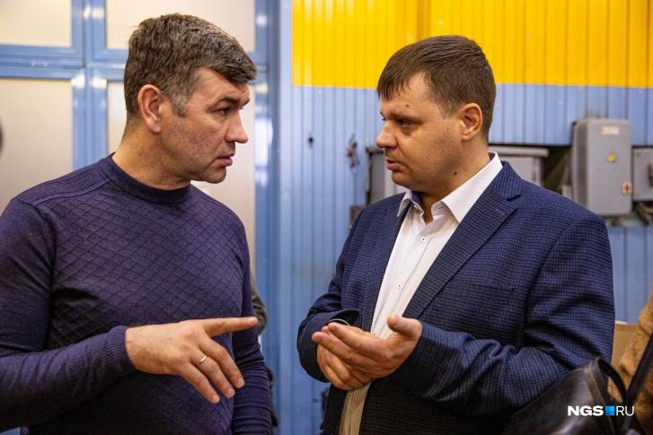 Андрей Гончаров, министр промышленности, торговли и развития предпринимательства региона отметил, что производство масок — единственное в регионе. Ближайшие конкуренты в Екатеринбурге и Хабаровске