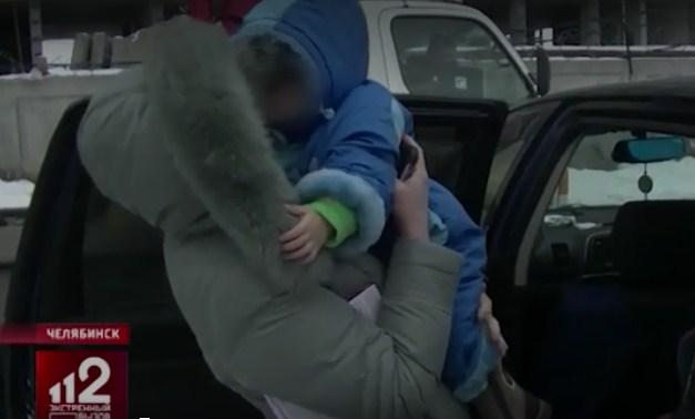 В Челябинске эвакуировали машину с ребёнком внутри, чем сильно разозлили вице-губернатора Ирину Гехт