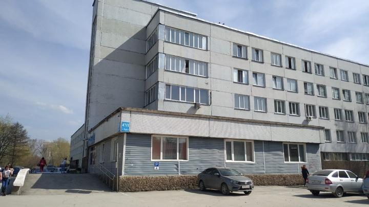 В Новосибирске подтвердили заражение коронавирусом у сотрудника поликлиники №22