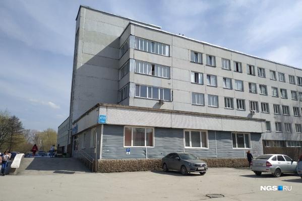 """Константин Хальзов утверждает, что заразился только один сотрудник городской поликлиники <nobr class=""""_"""">№ 22</nobr>&nbsp;"""