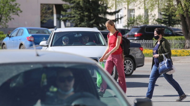 В Тюменской области растет количество зараженных COVID-19